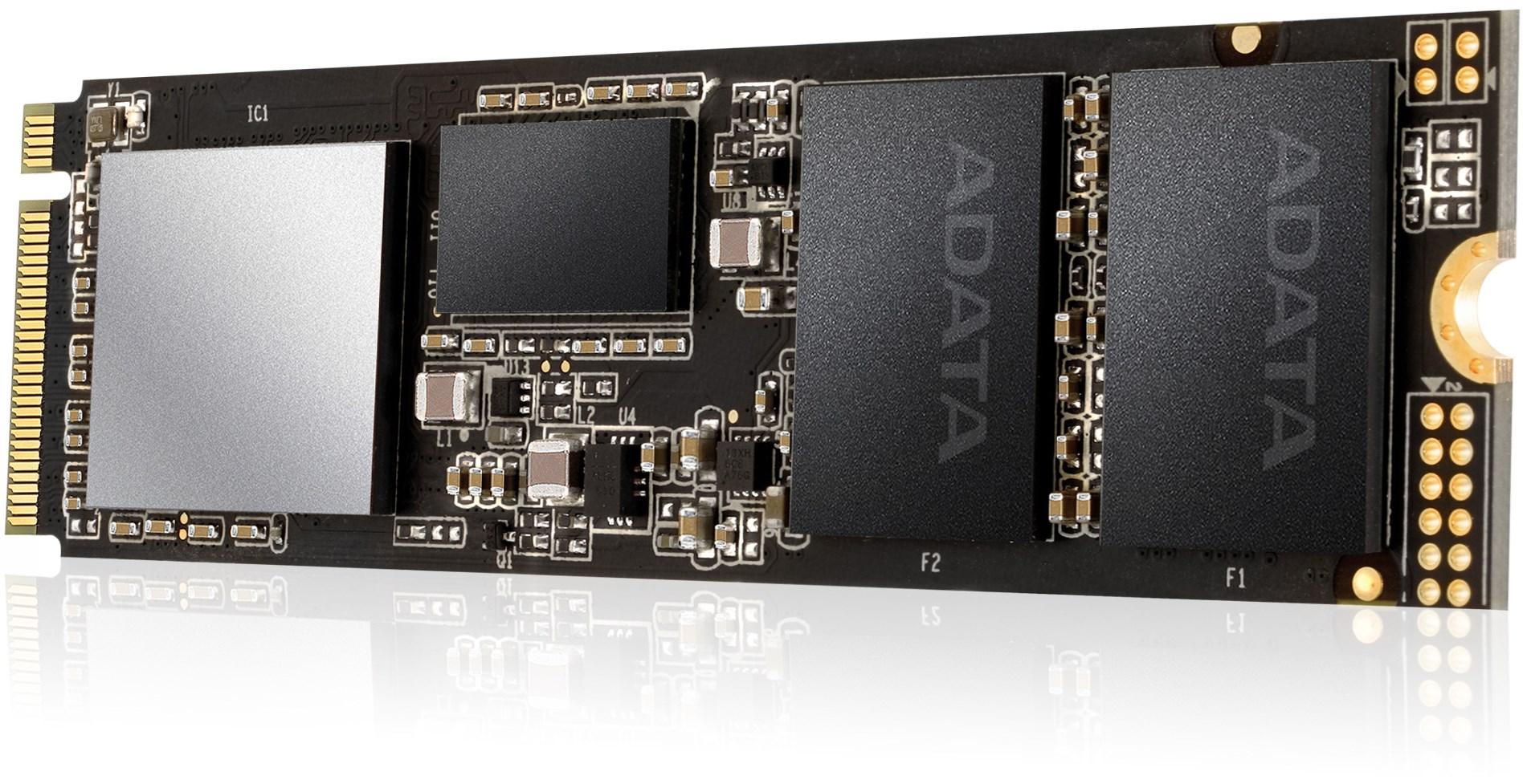 مشخصات اس اس دی اینترنال ایکس پی جی مدل SX8200 Pro با ظرفیت 256 گیگابایت