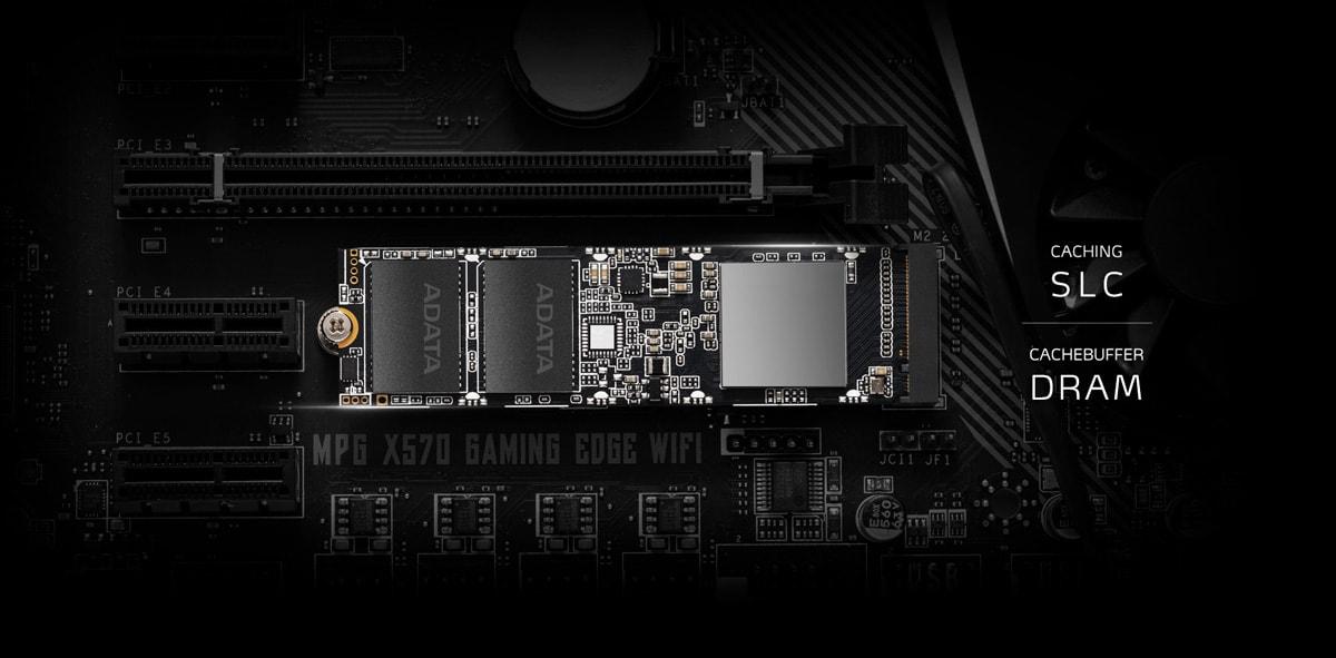 اس اس دي اينترنال اي ديتا مدل SX8200 M.2 2280 با ظرفيت 1 ترابایت