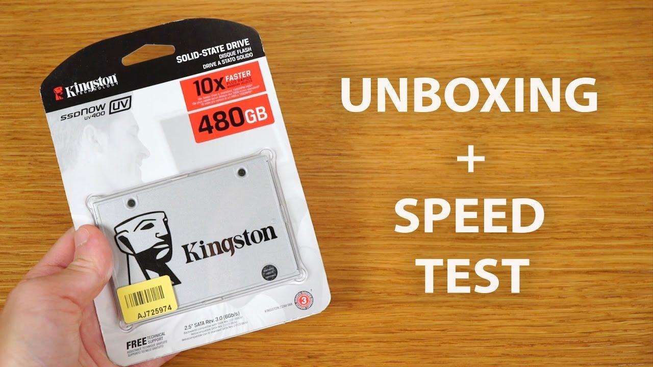 اس اس دی اینترنال کینگستون مدل SSDNow UV400 با ظرفیت 480 گیگابایت