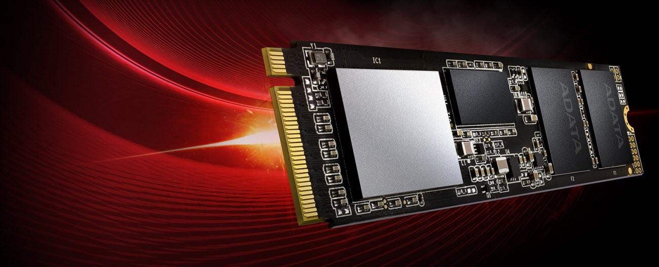 اس اس دی اینترنال ایکس پی جی مدل SX8200 Pro