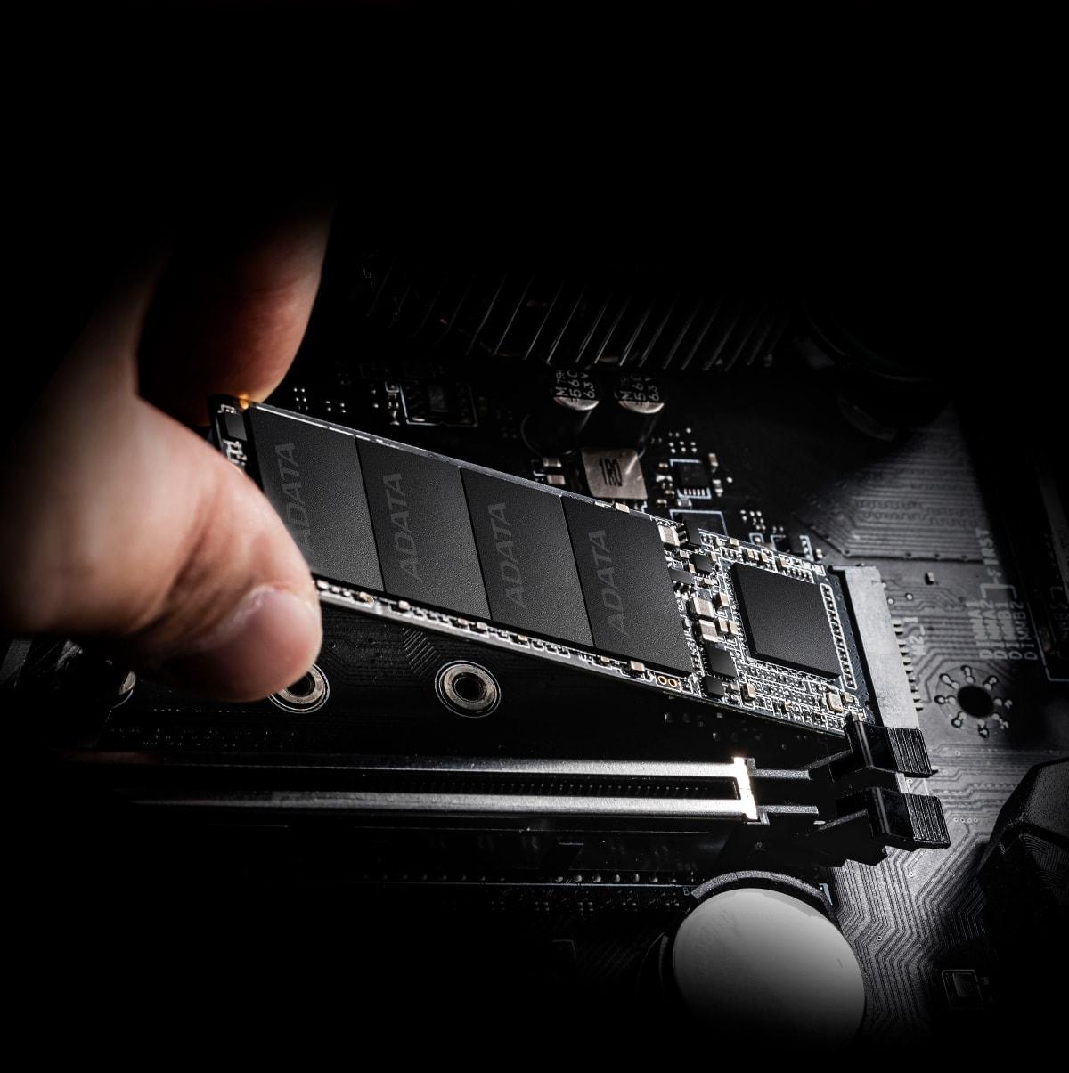 قیمت خرید اس اس دی اینترنال ایکس پی جی مدل SX6000 Pro PCIe Gen3x4 M.2 2280 با ظرفیت 1 ترابایت