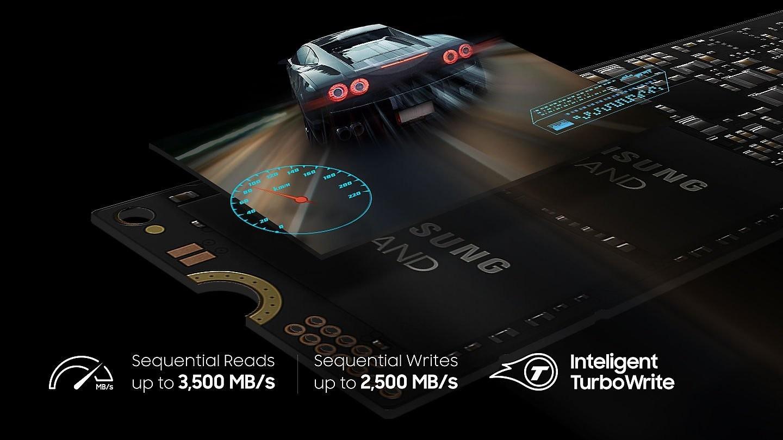 قیمت حافظه اس اس دی اینترنال سامسونگ مدل 970 EVO Plus با ظرفیت 2 ترابایت