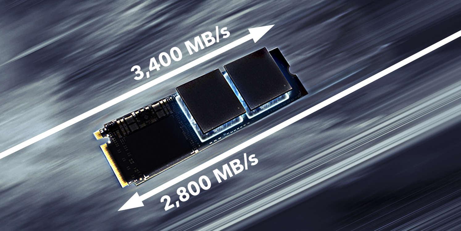 قیمت حافظه اس اس دی وسترن دیجیتال مدل بلک M.2 2280 PCIe NVMe ظرفیت 500 گیگابایت