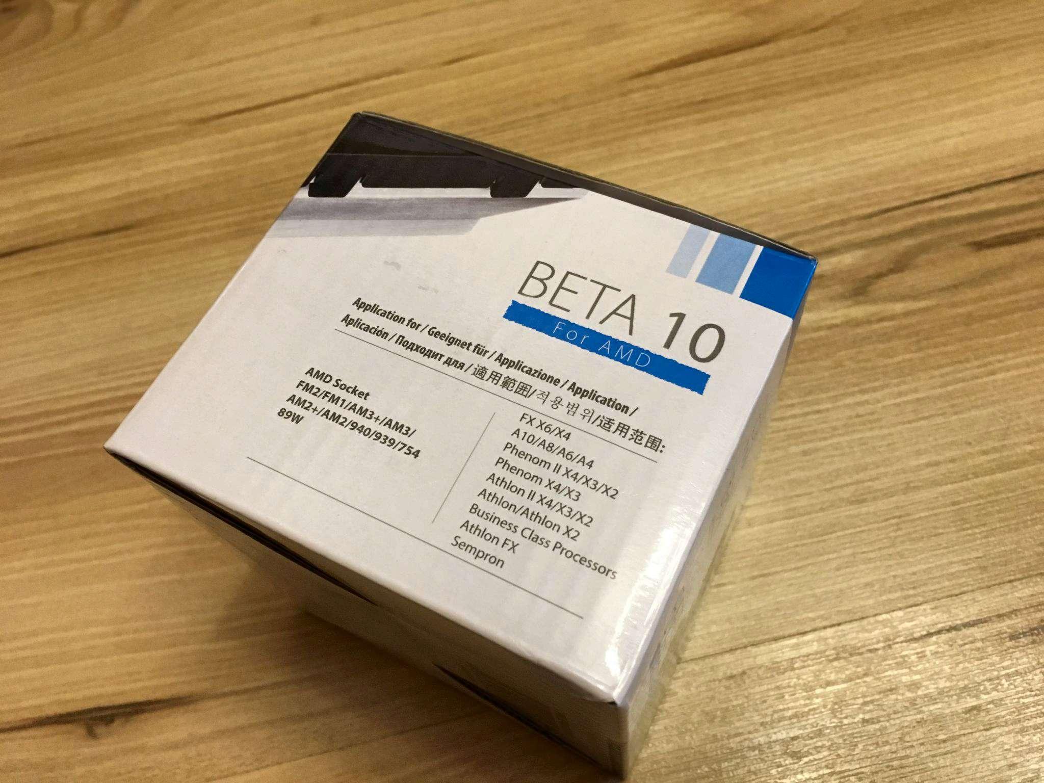 خنک کننده سی پی یو دیپ کول مدل BETA 10