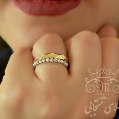 انگشتر طلای البرنادو