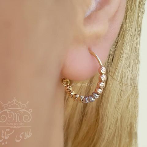 گوشواره حلقهای البرنادو
