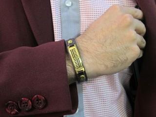 دستبند چرم 2