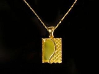مدال طلا و سنگ شرف شمس