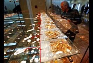 نحوه نوسان قیمت طلا در روزهای پایانی بهار 96