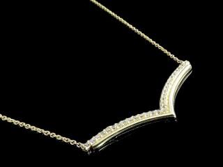 گردنبند طلای مثلثی
