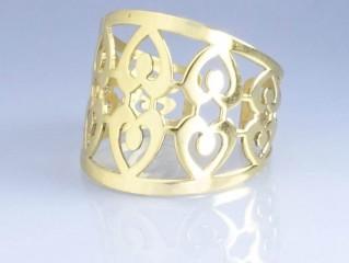 انگشتر لیزری طلا