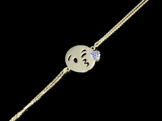 دستبند طلای استریکر