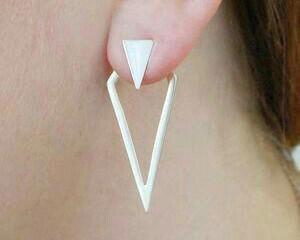 گوشواره مثلثی