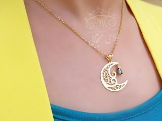 مدال ماه سنتتیکی(کسر وزن سنگ)