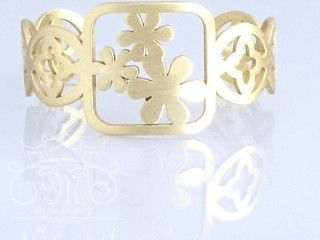 دستبند مشرقی گل