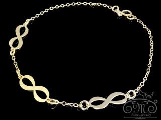 دستبند بینهایت سه تایی