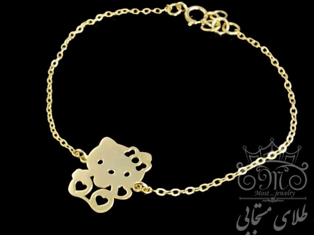 دستبند بچگانه کیتی