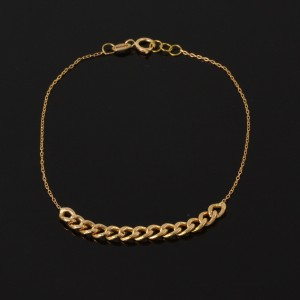 دستبند طلای کارتیر