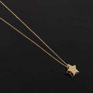 گردنبند طلای ستاره