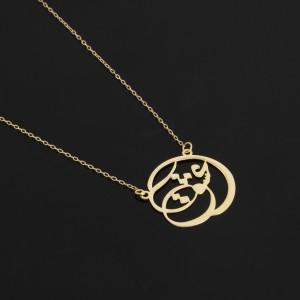 گردنبند طلای عشق