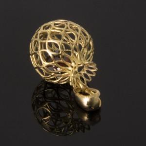 مدال طلای انار سه بعدی