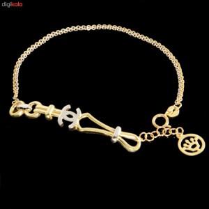 دستبند طلای کارتیر اسپرلوس