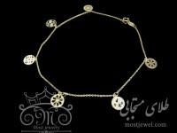 پابند طلای تیفانی