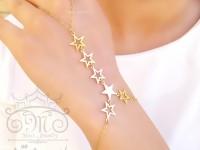 تمیمه طلای ستاره