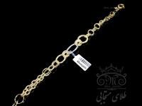 دستبند زنجیری طلا