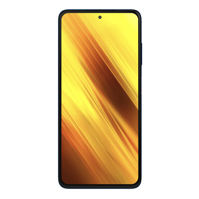 گوشی موبایل شیائومی مدل POCO X3 NFC M2007J20CT دو سیم کارت ظرفیت128 گیگابایت و رم 6 گیگابایت