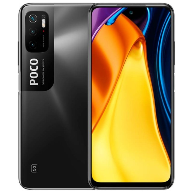 گوشی موبایل شیائومی مدل Poco M3 Pro 5G – ظرفیت 64 گیگابایت – رم 4 گیگابایت