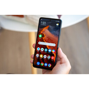 گوشی موبایل شیائومی مدل POCO X3 NFC M2007J20CT دو سیم کارت ظرفیت 64 گیگابایت و رم 6 گیگابایت