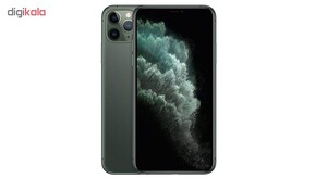 گوشی موبایل اپل مدل iPhone 11 Pro Max A2220 دو سیم کارت ظرفیت 64 گیگابایت