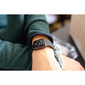 ساعت هوشمند اپل سری 3 جی پی اس مدل 38mm Aluminium Case with Sport Band