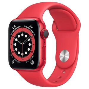 ساعت هوشمند اپل سری 6 مدل Aluminum Case 40mm
