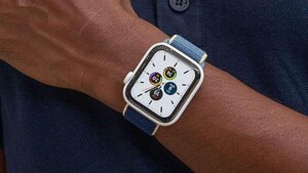 ساعت هوشمند اپل واچ سری 5 مدل 40mm Aluminum Case With Sport Band
