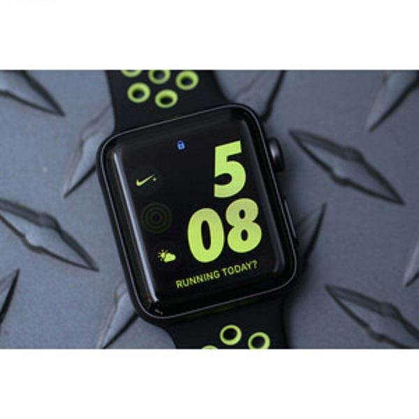 ساعت هوشمند اپل واچ 3 مدل 42mm Space Aluminum Case with Sport Band