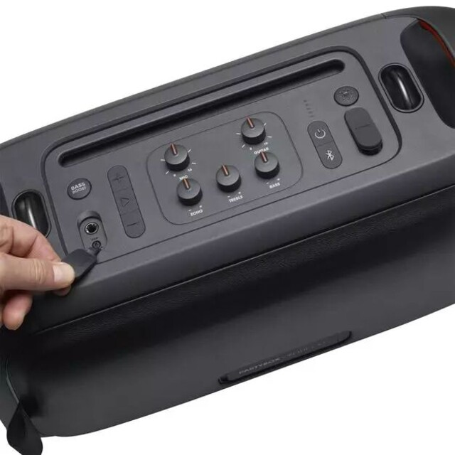 اسپیکر بلوتوثی قابل حمل جی بی ال مدل Partybox on the go