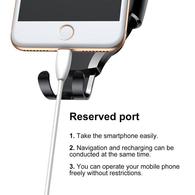 پایه نگهدارنده گوشی موبایل باسئوس مدل SUYL-XP01