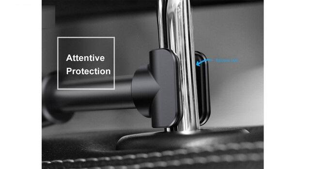 پایه نگهدارنده گوشی موبایل و تبلت باسئوس مدل Backseat car holder