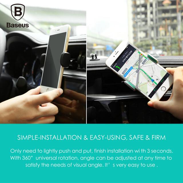 پایه نگهدارنده گوشی موبایل باسئوس مدل SUGX-01