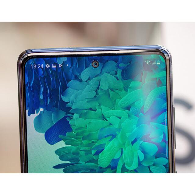 گوشی موبایل سامسونگ مدل Galaxy S20 FE 5G SM-G781B/DS دو سیم کارت ظرفیت 256 گیگابایت و رم 8 گیگابایت