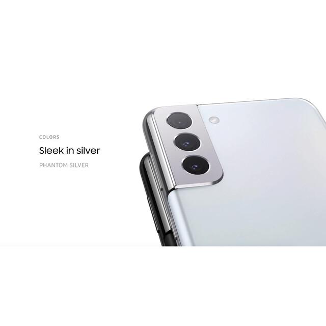 گوشی موبایل سامسونگ مدل Galaxy S21 5G SM-G991B/DS دو سیم کارت ظرفیت 128 گیگابایت و رم 8 گیگابایت