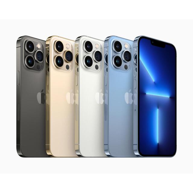 گوشی موبایل اپل مدل iPhone 13 Pro Max A2413 دو سیم کارت ظرفیت 256 گیگابایت و رم 6 گیگابایت