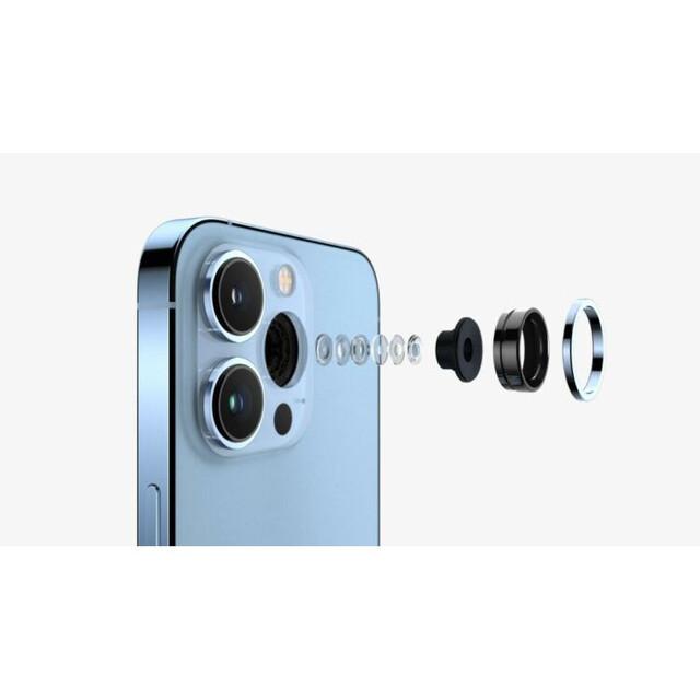 گوشی موبایل اپل مدل iPhone 13 Pro A2413 دو سیم کارت ظرفیت 512 گیگابایت و 6 گیگابایت رم