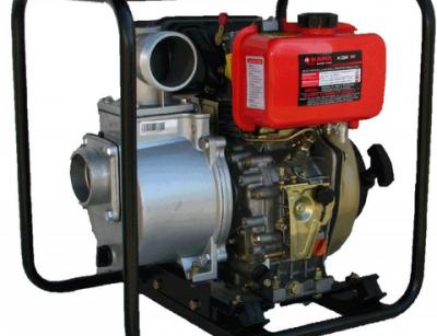 موتور پمپ دیزلی 4 اینچ کاما KDP40 KAMA