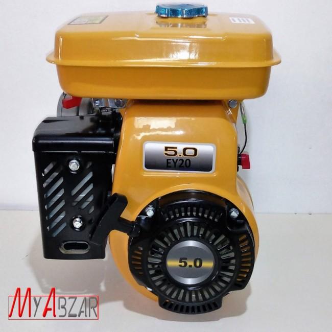 موتور تک بنزینی روبین مدل EY20 طرح