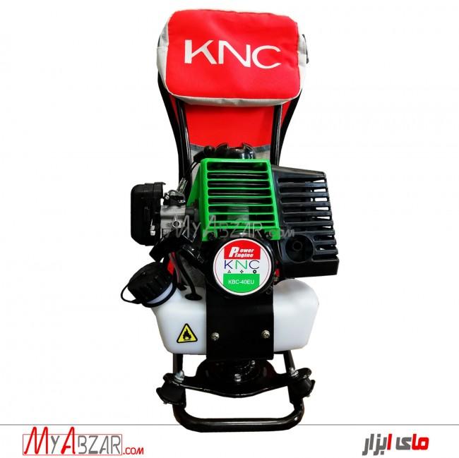 علف زن پشتی کره KNC مدل KBC-40EU