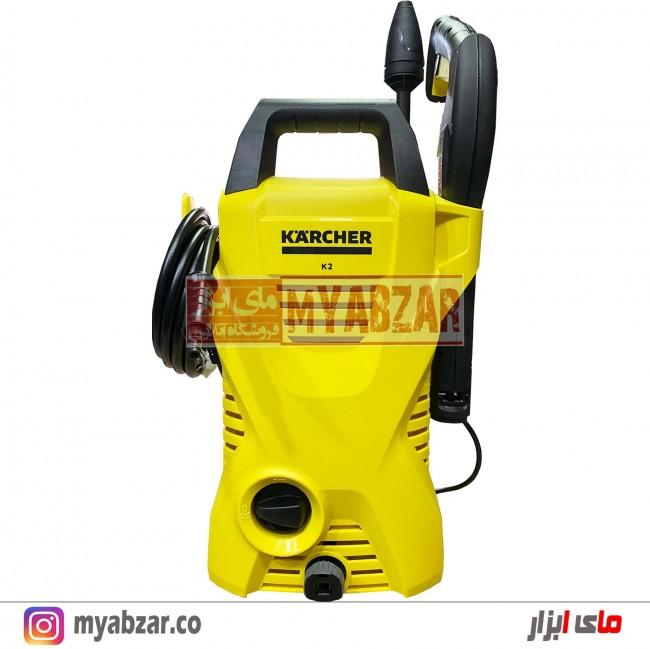کارواش کارچر مدل K2 Basic