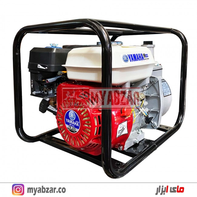 موتور پمپ یاماها 2 اینچ مدل WP-20